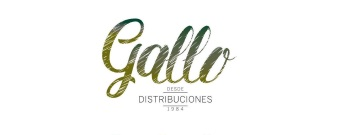 Logo Distribuciones Gallo, S.L.
